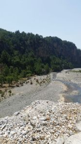 Namnan River Bed