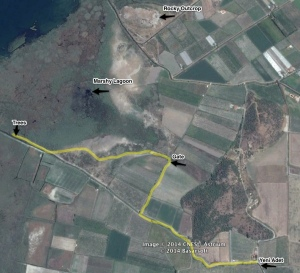 Rocky Outcrop Alternative route