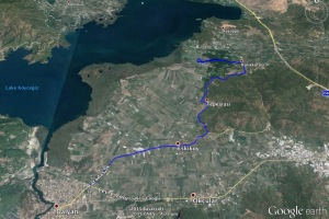 Kavakarasi Forest Route